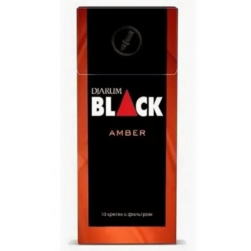 Кретек Djarum Black Amber (10 шт)