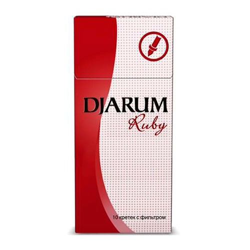 Кретек Djarum Ruby (Вишня) (10 шт)