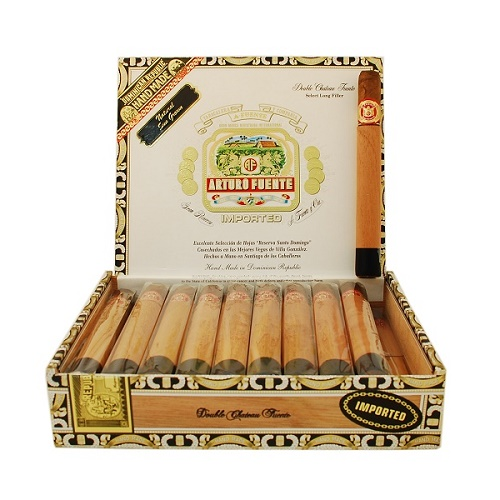 Сигары Arturo Fuente Double Chateau Fuente Sun Grown