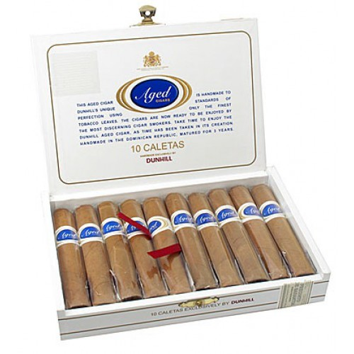 Сигары Dunhill Aged cigars Caletas 10