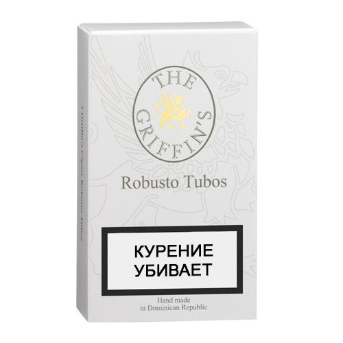 Сигары Griffin′s Robusto Tubos 3