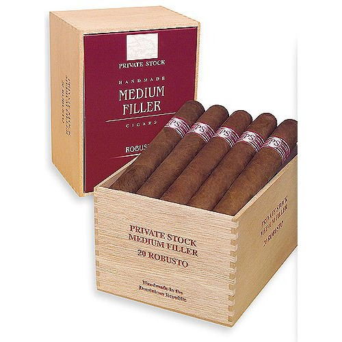 Сигары Private Stock Medium Filler Robusto