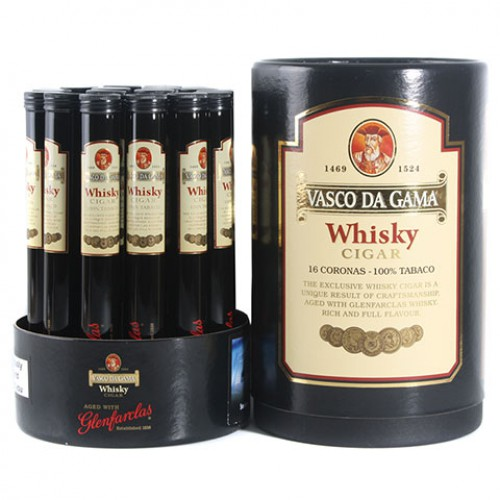 Сигары Vasco da Gama Whiskey