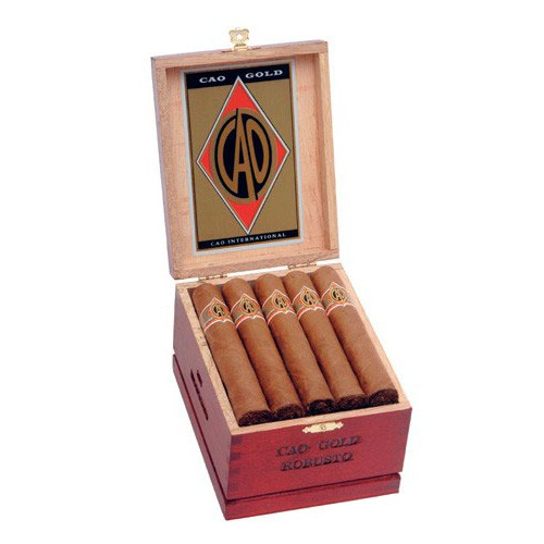 Сигары CAO Gold Robusto