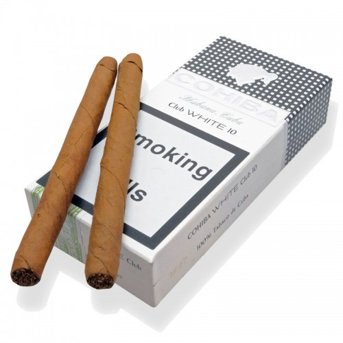 Сигариллы Cohiba Club White *10