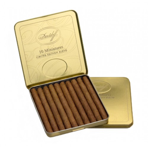 Сигариллы Davidoff Limited Edition Miniatures 10