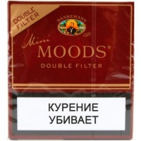 Сигариллы Dannemann Mini Moods  Double Filter 10
