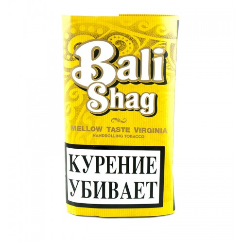 Сигаретный табак Bali Shag Mellow Virginia