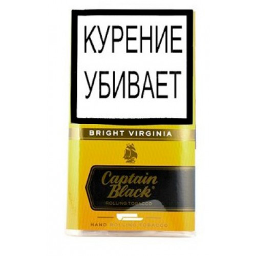 Сигаретный табак Captain Black Bright Virginia