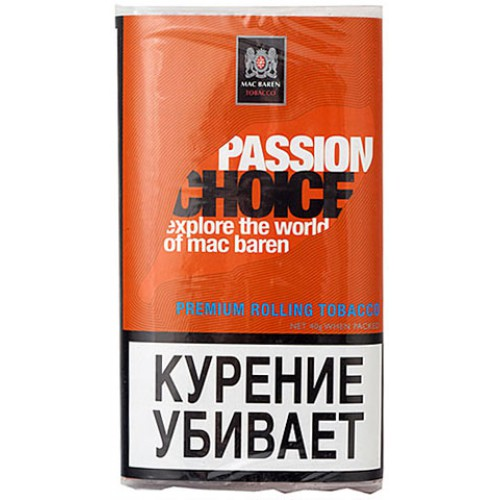 Сигаретный табак Mac Baren Passion Choice